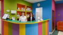 Ресепшн клиники «Медионика»